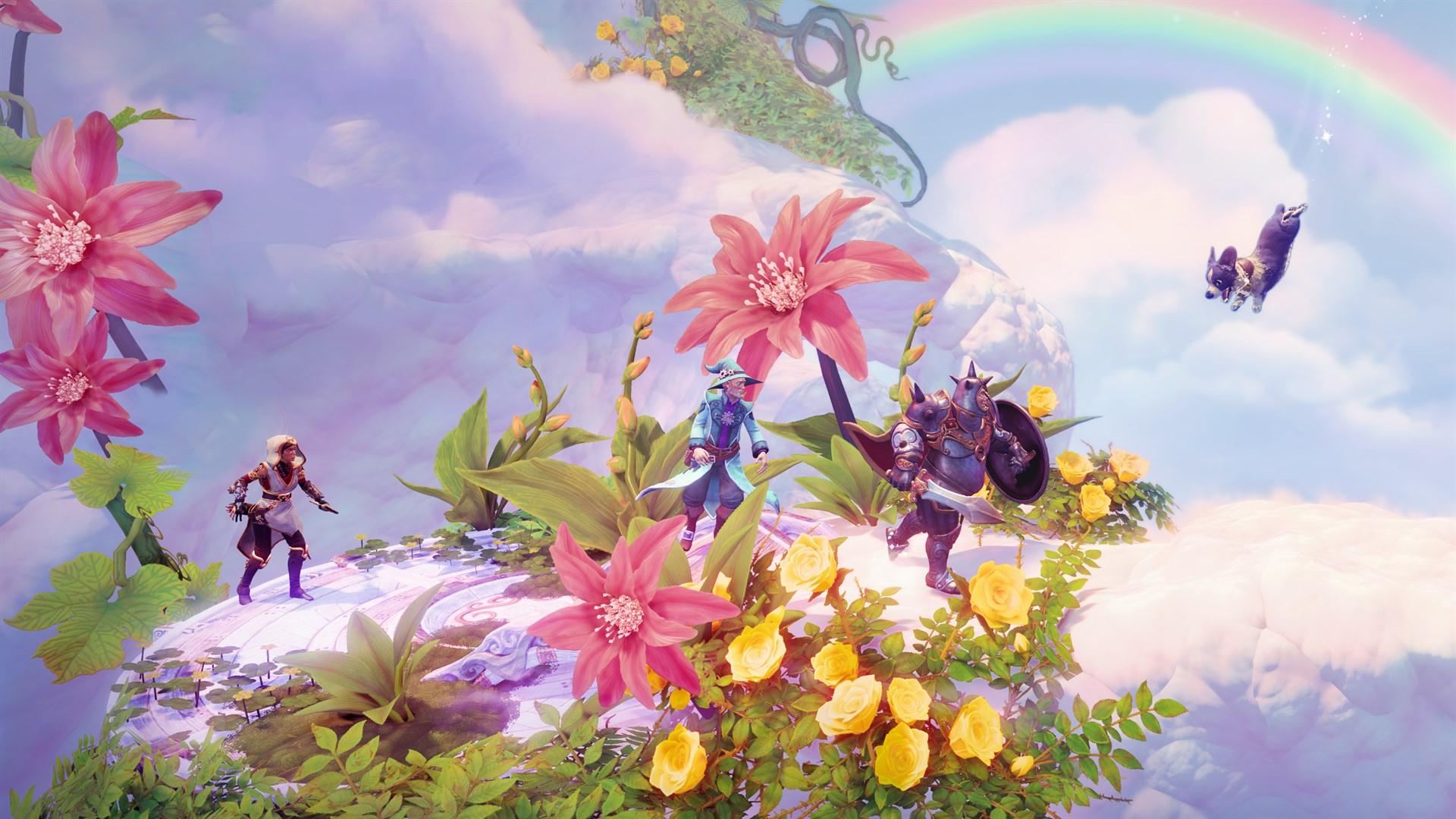 Vyšlo zdarma první DLC pro Trine 4 s názvem Toby's Dream
