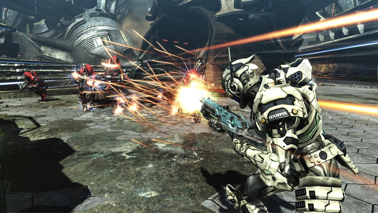 Na Xbox Store unikl remaster Vanquish pro konzole