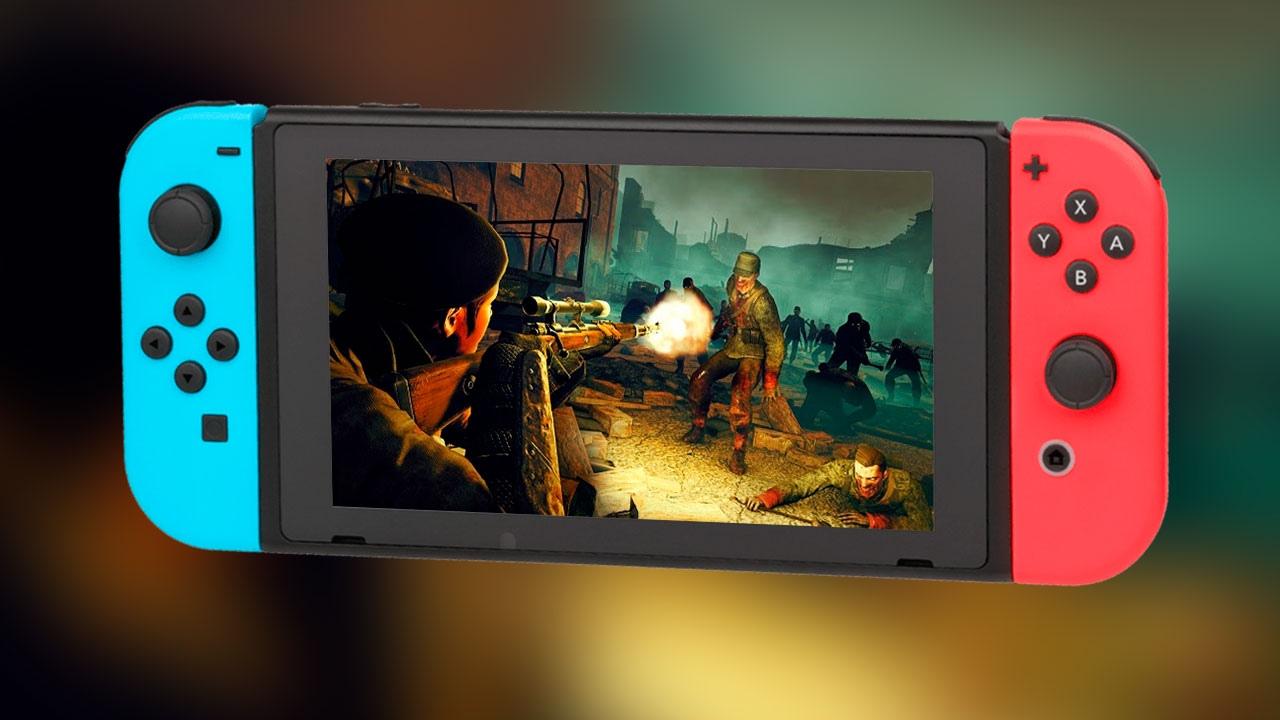 Oznámeno Zombie Army Trilogy pro Nintendo Switch