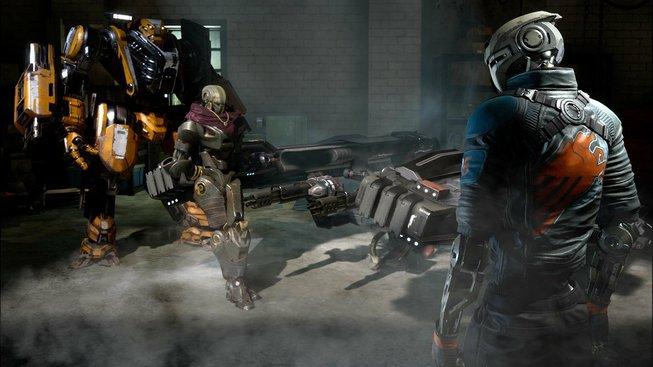 Scifi Disintegration se představilo v půl hodinovém videu