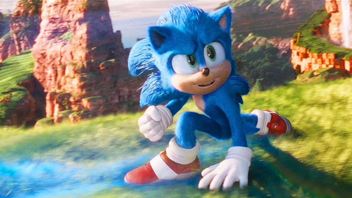 Film Sonic The Hedgehog se připomíná novým trailerem