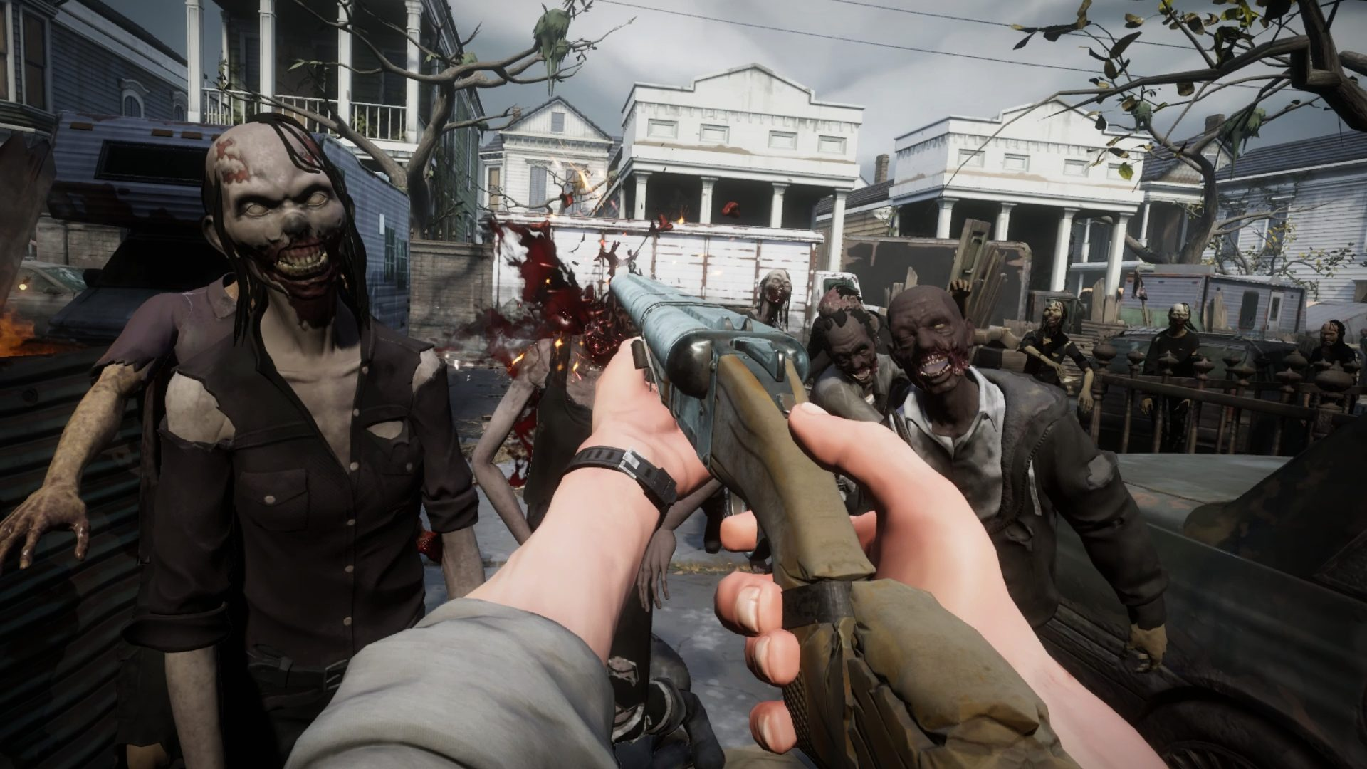 The Walking Dead: Saints & Sinners se ukázalo v 30 minutách