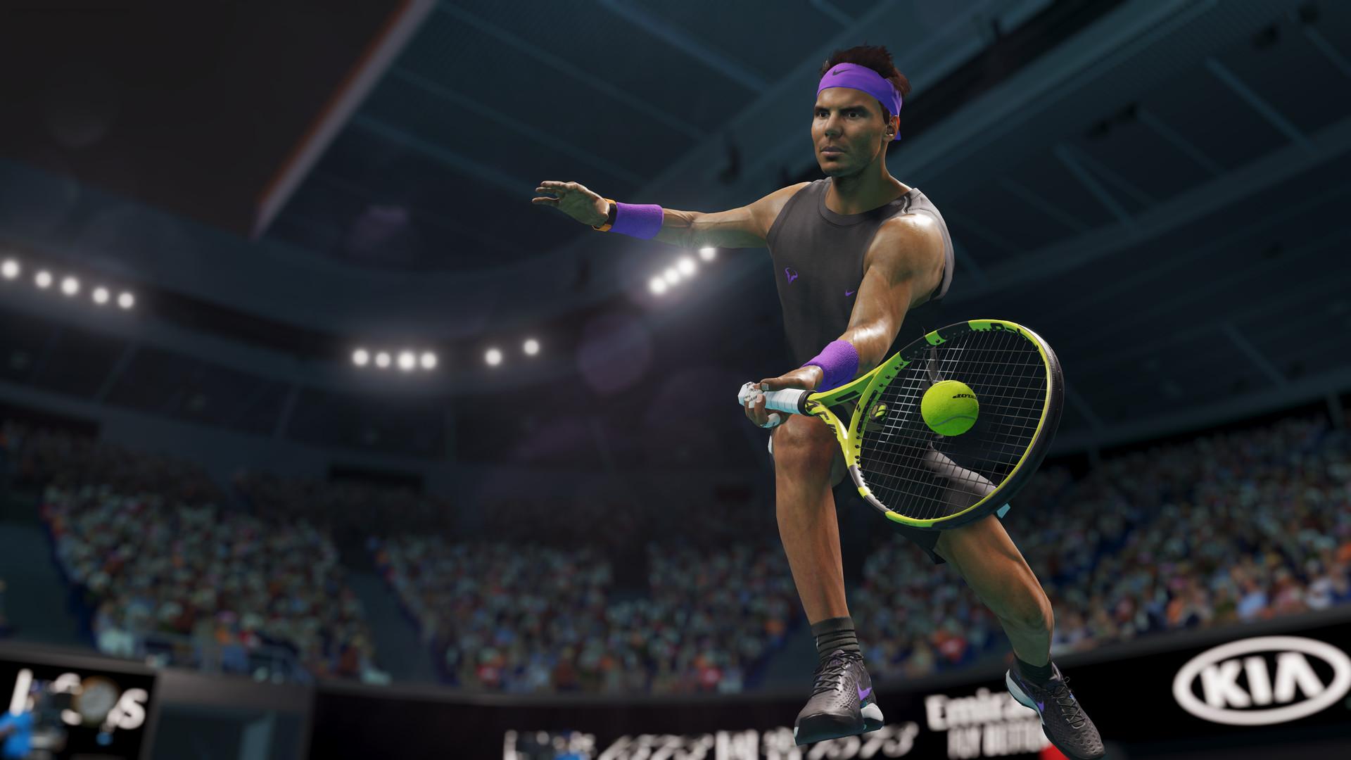Dnes vychází sportovní hra AO Tennis 2