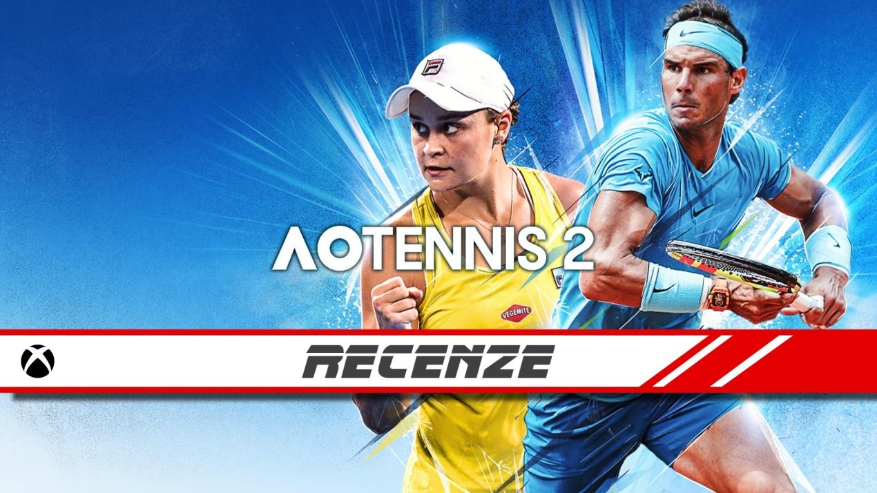 AO Tennis 2 – Recenze