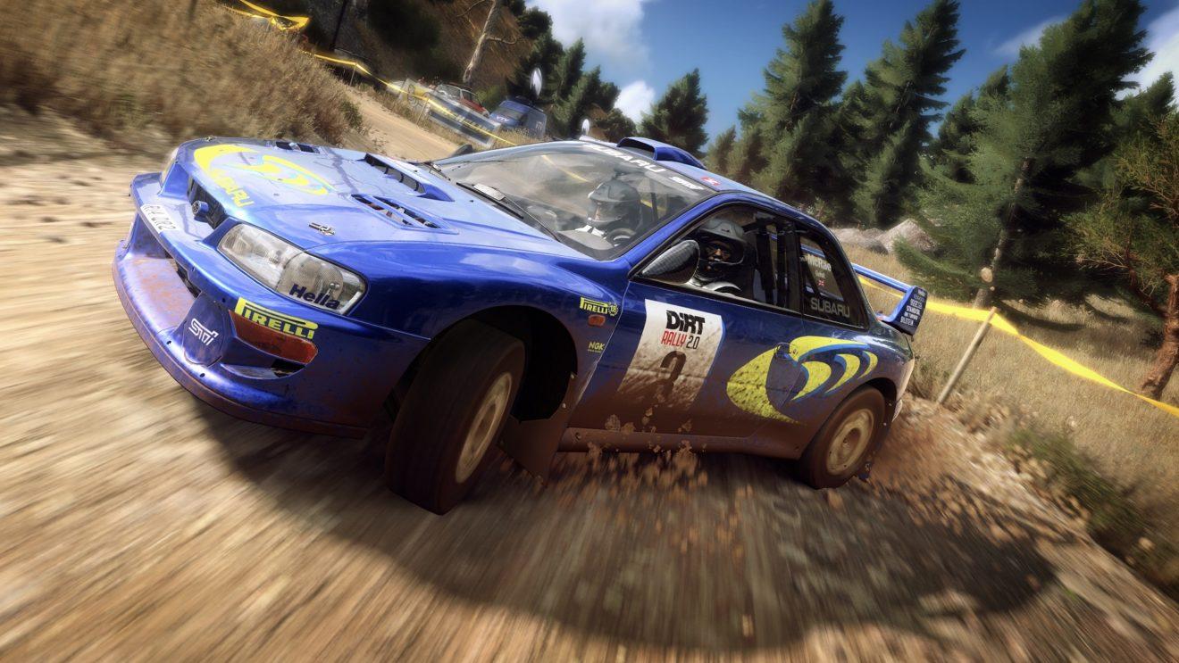 Dirt Rally 2.0 dostane nové DLC inspirované Colinem McRaem