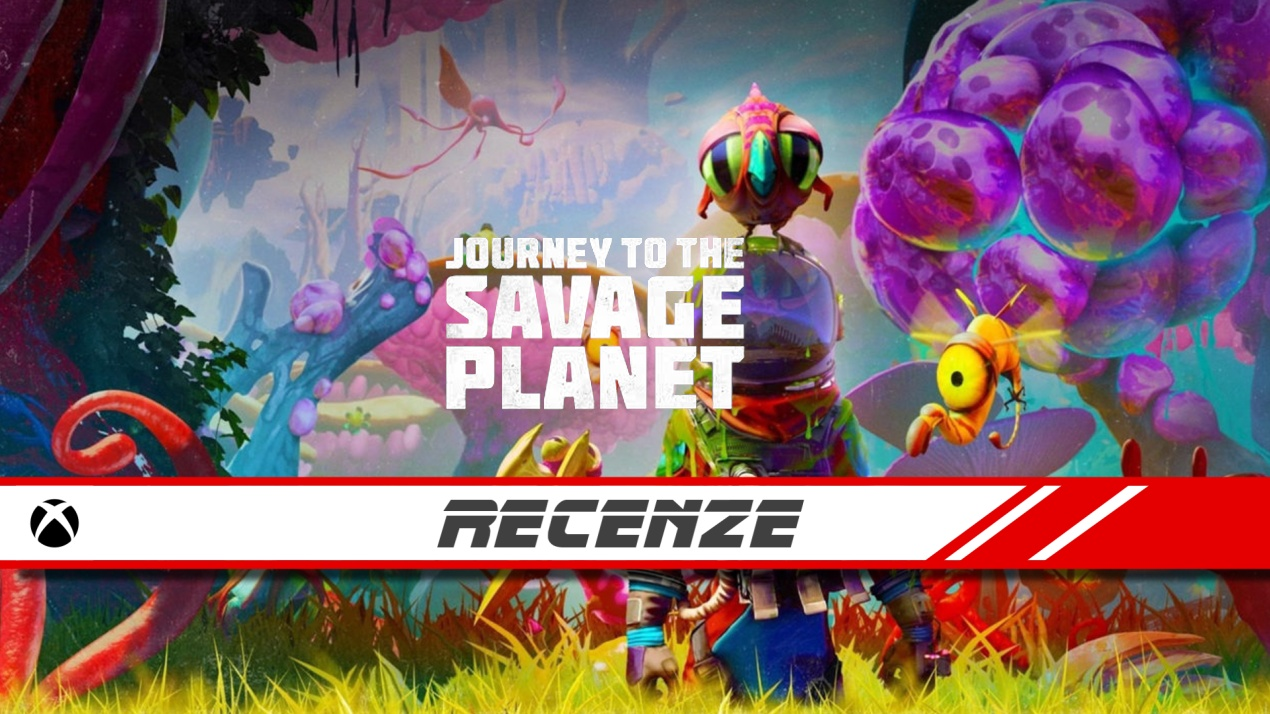 Journey to the Savage Planet – Recenze