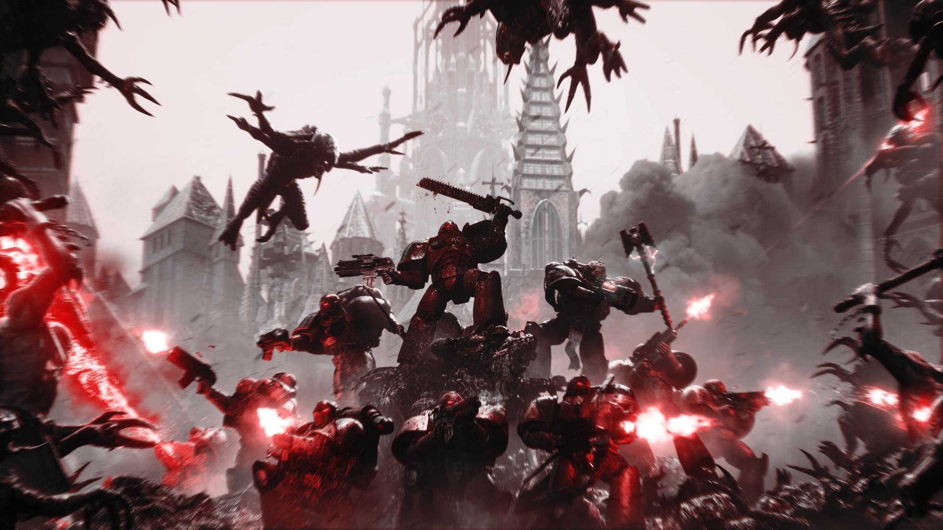 Seriál Warhammer 40.000: Angels of Death má první trailer
