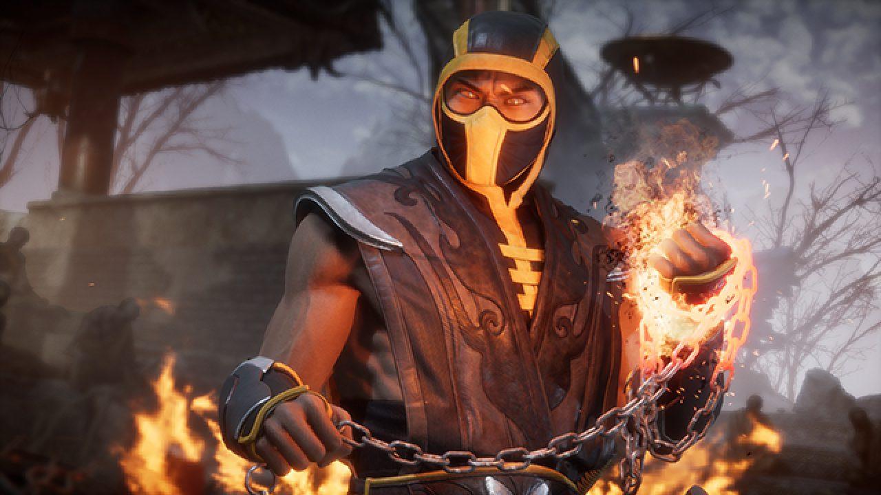 Oznámena animovaný film Mortal Kombat Legends: Scorpion's Revenge