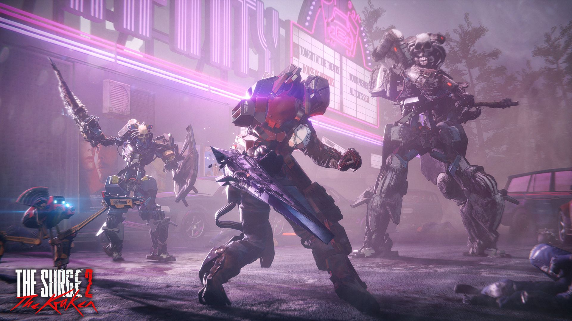The Surge 2 brzy rozšíří velké DLC s názvem The Kraken