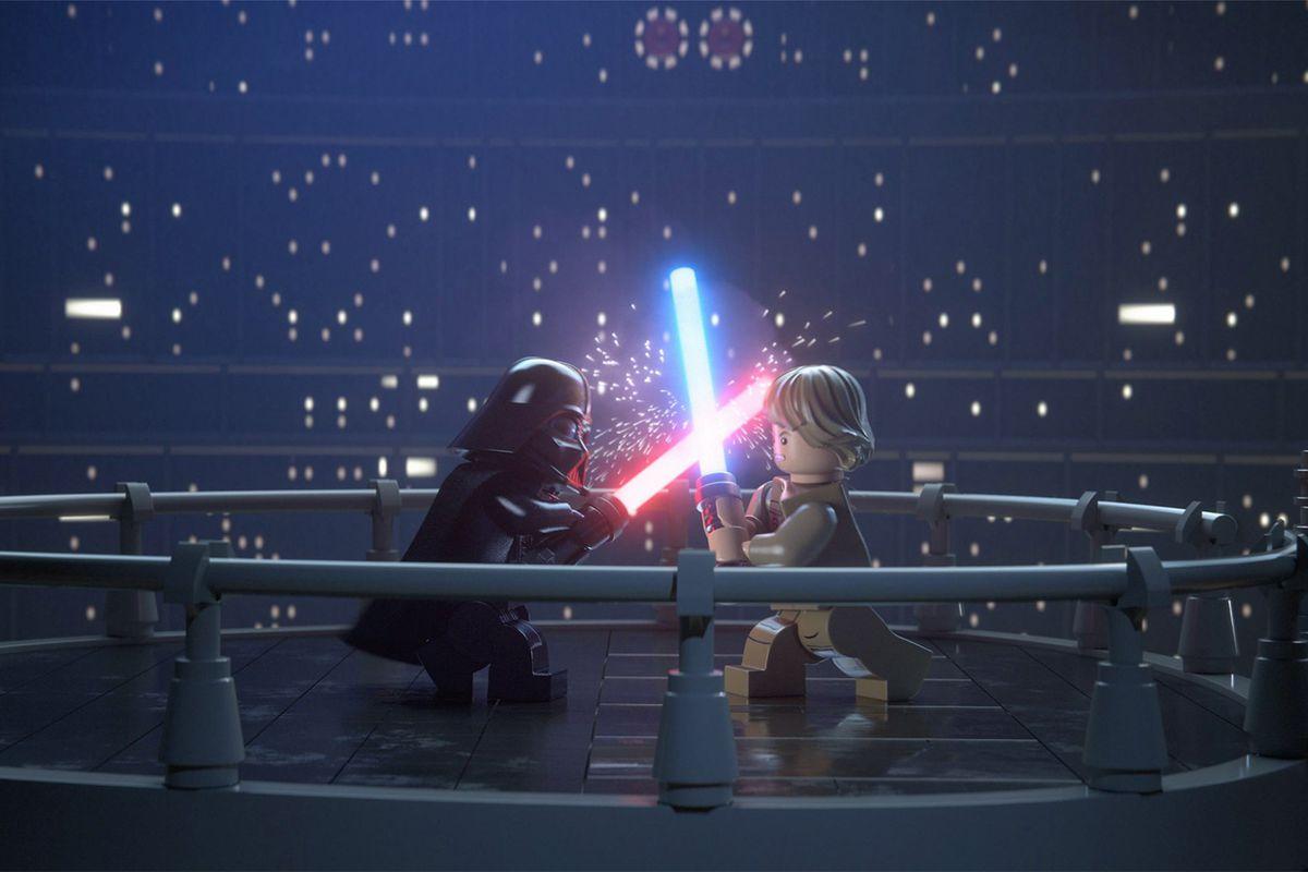 Nadcházející LEGO Star Wars: The Skywalker Saga vyjde na novém enginu