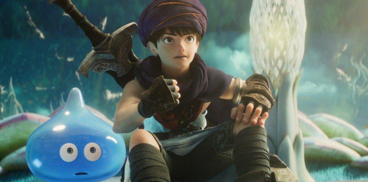 Filmy podle her Dragon Quest a Ni No Kuni se brzy objeví na Netflixu