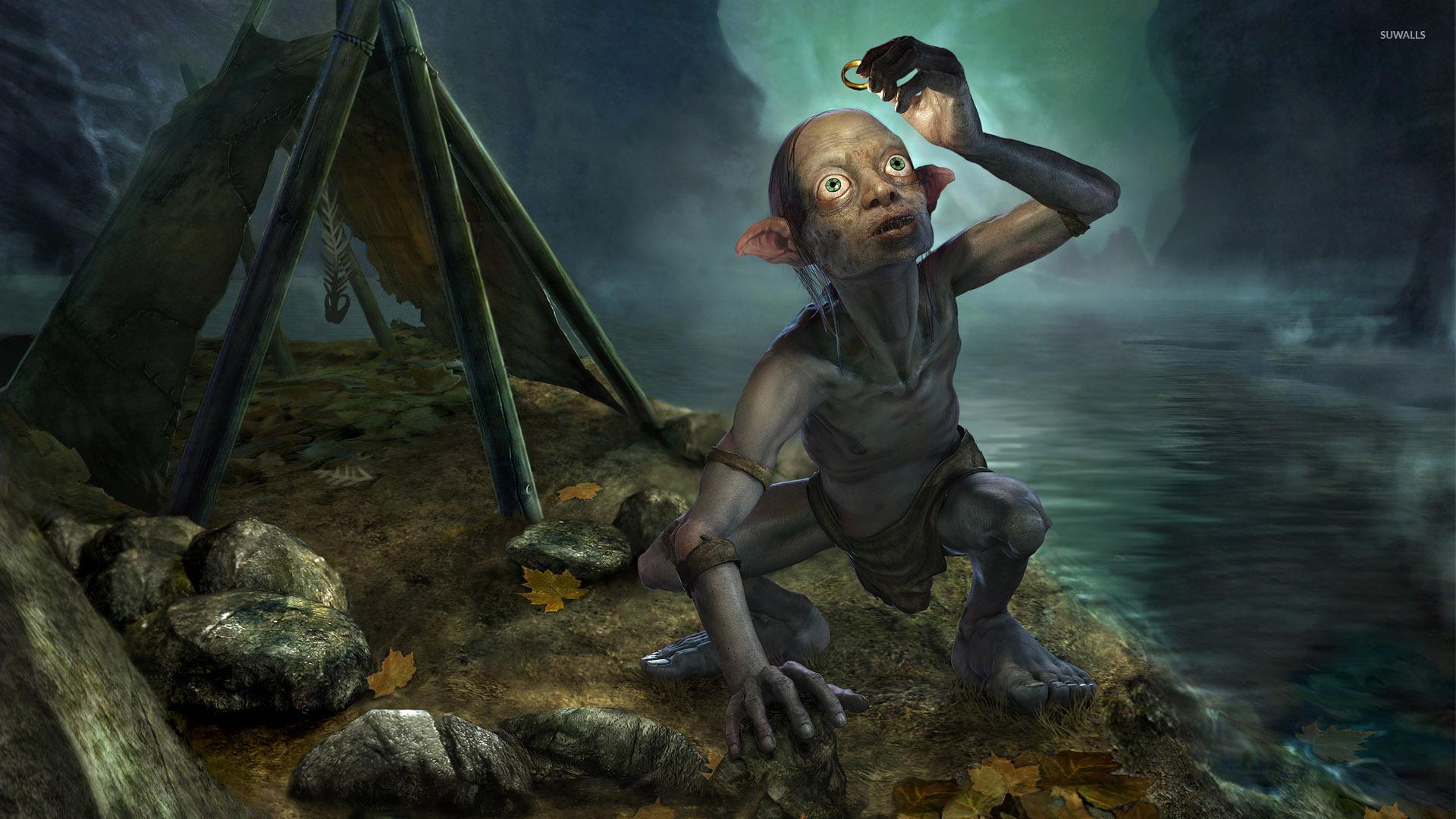The Lord of the Rings: Gollum v prvních informacích