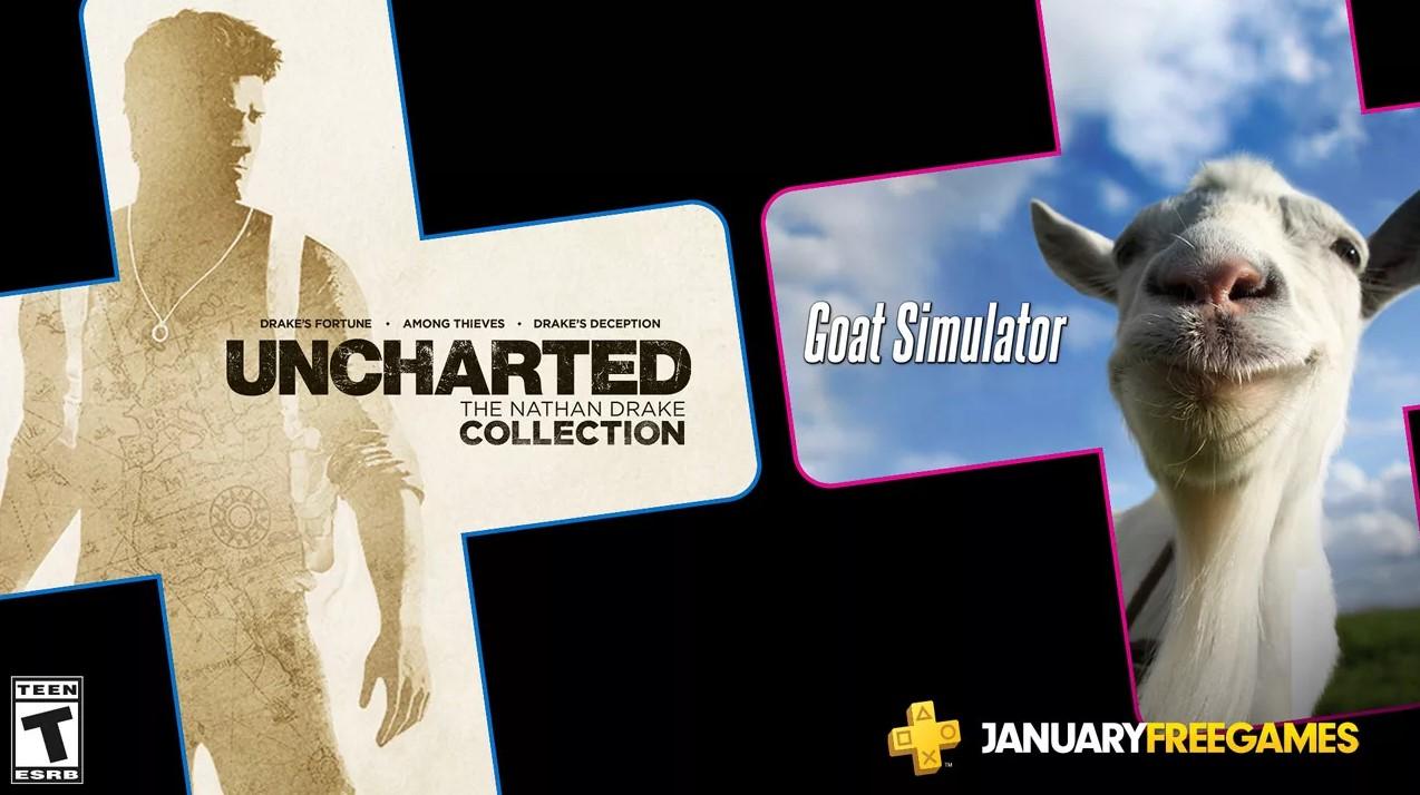 Toto jsou lednové hry pro PS Plus a Xbox Live Gold
