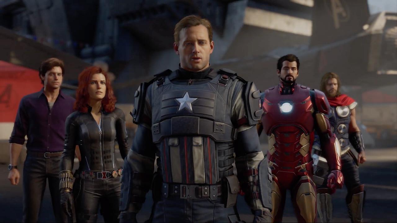 Square Enix odkládá Final Fantasy VII Remake a Marvel's Avengers