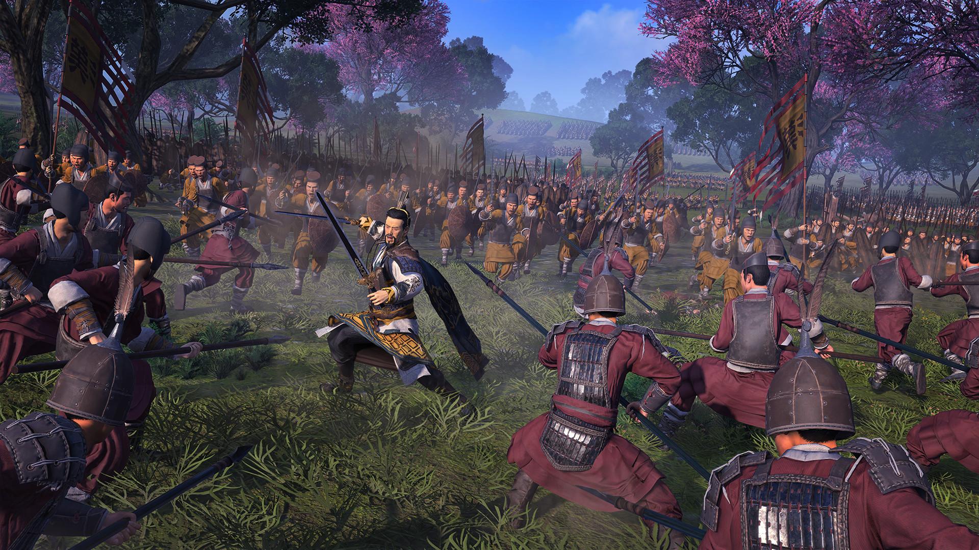 Představeno DLC Mandate of Heaven pro Total War: Three Kingdoms