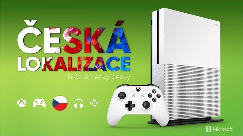 Přidejte se k petici za českou lokalizaci Xboxu a jeho her
