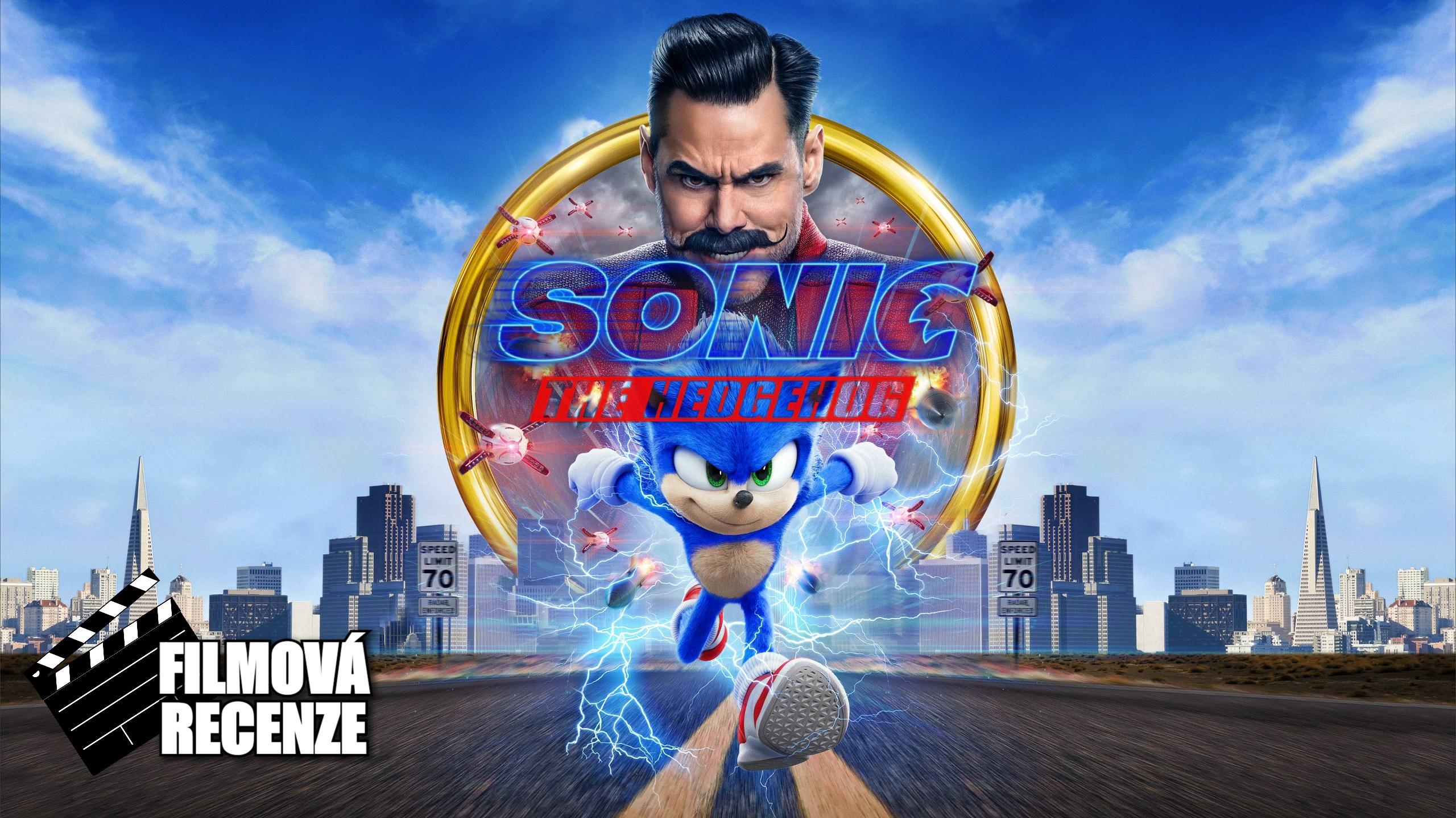Sonic The Hedgehog – Recenze filmu