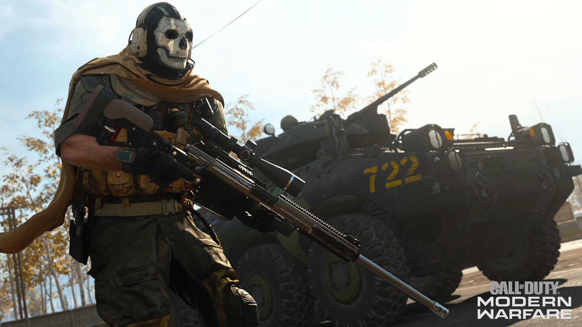 Dnes startuje 2. sezóna Call of Duty Modern Warfare