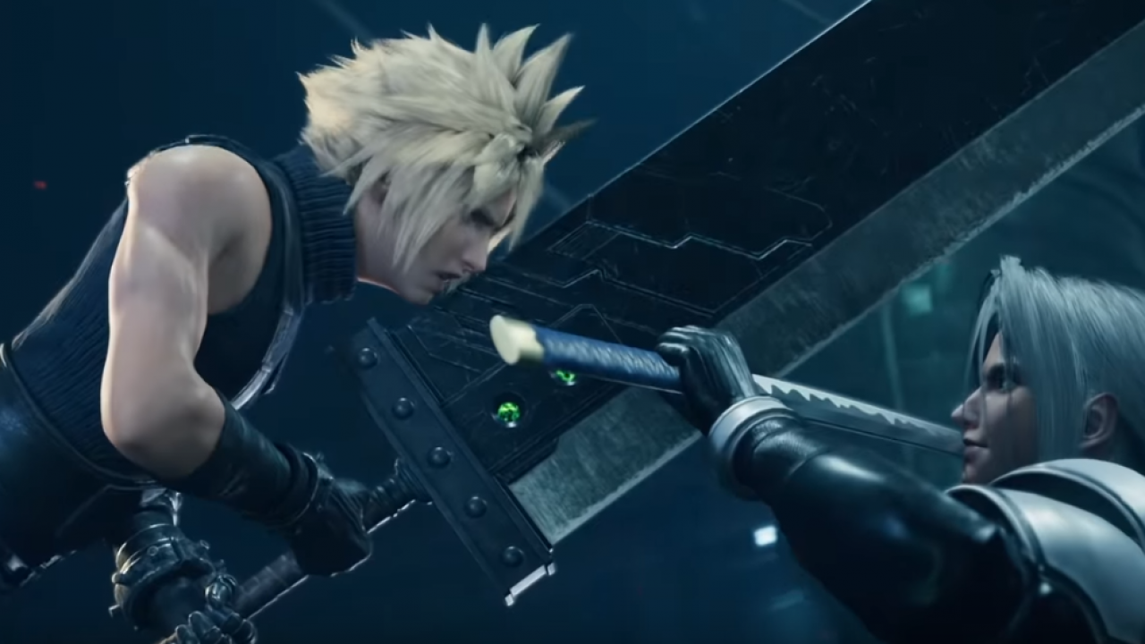 Final Fantasy VII představuje theme song v novém traileru