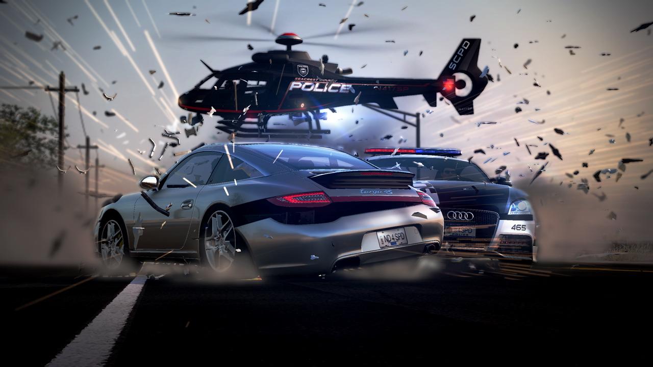 Série Need for Speed se vrací pod studio Criterion