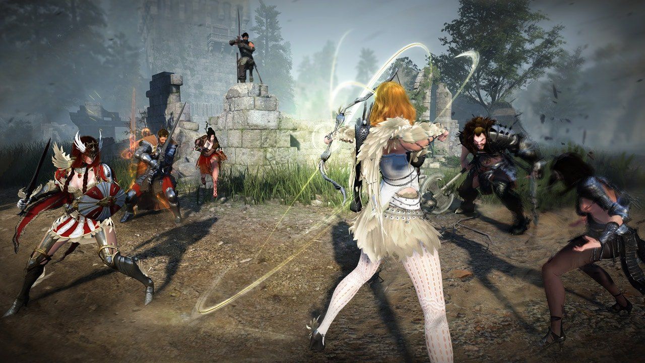 Oznámena podpora cross-play pro Black Desert Online na konzolích