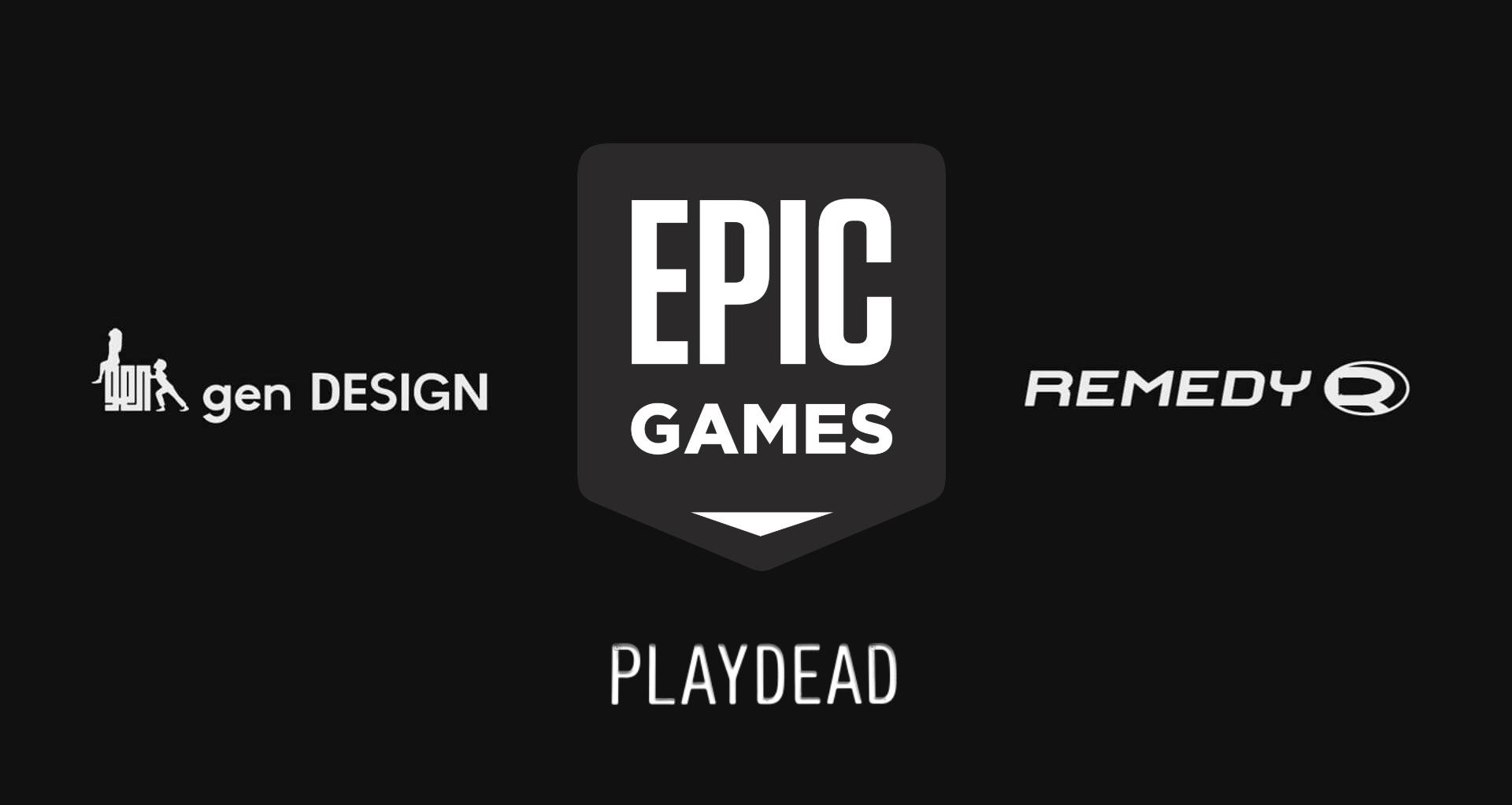 Remedy chystají dvě hry pod novým vydavatelem Epic Games Publishing
