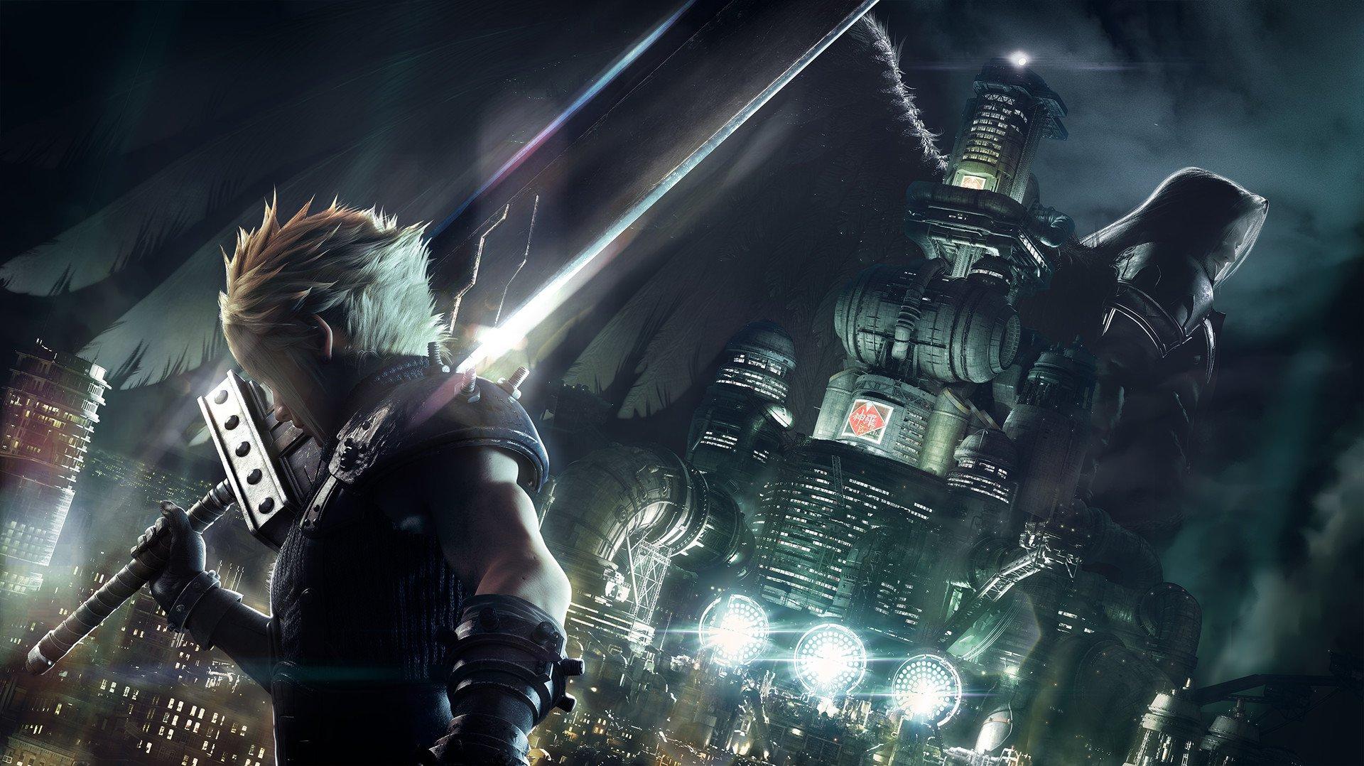 Dnes vychází demoverze hry Final Fantasy VII Remake