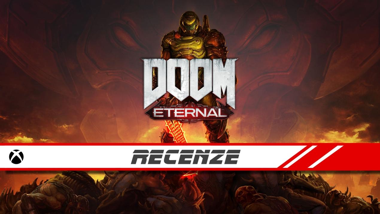 DOOM Eternal – Recenze