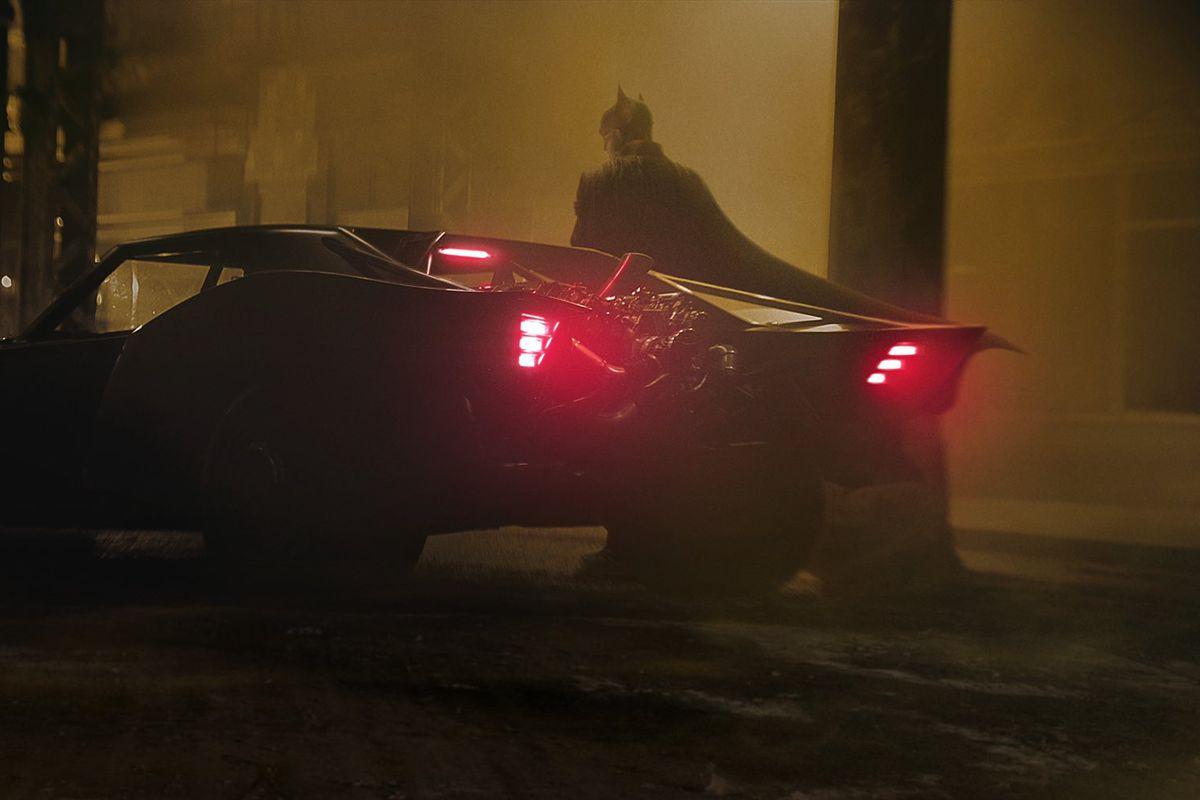 Film The Batman se ukazuje na prvních obrázcích