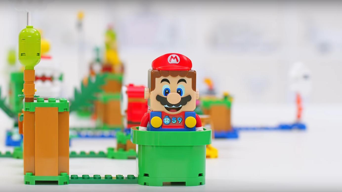LEGO oznámilo spolupráci s Nintendem na zcela novém projektu