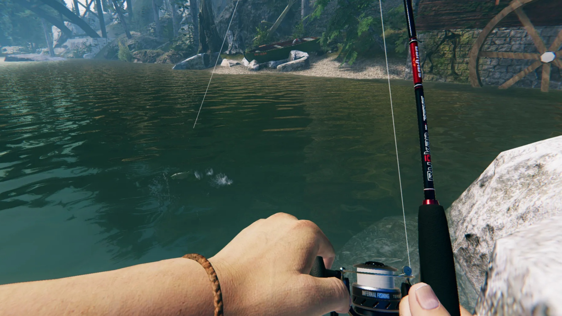 Představen Ultimate Fishing Simulator 2