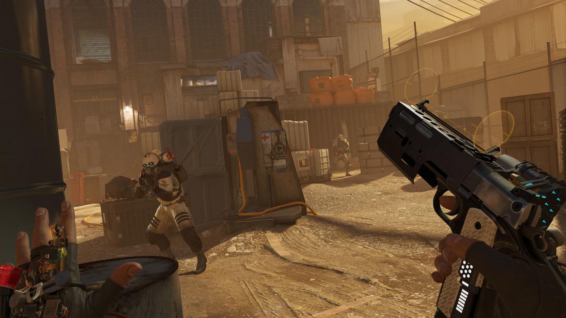 Half-Life: Alyx se ukazuje v řadě gameplay videií
