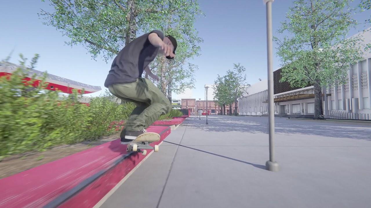 Skater XL oznámen i pro Playstation 4