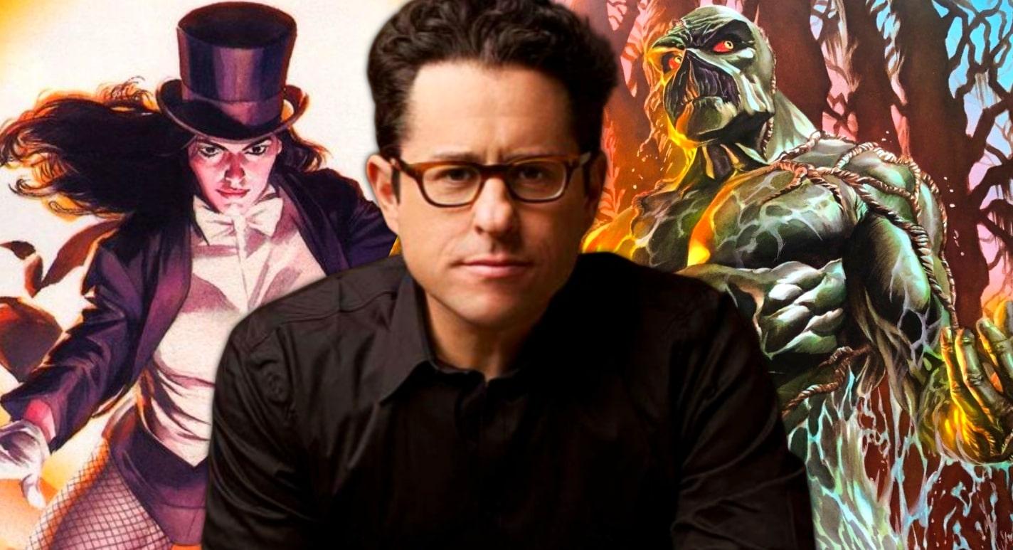J. J. Abrams natočí seriál Justice League Dark pro HBO Max