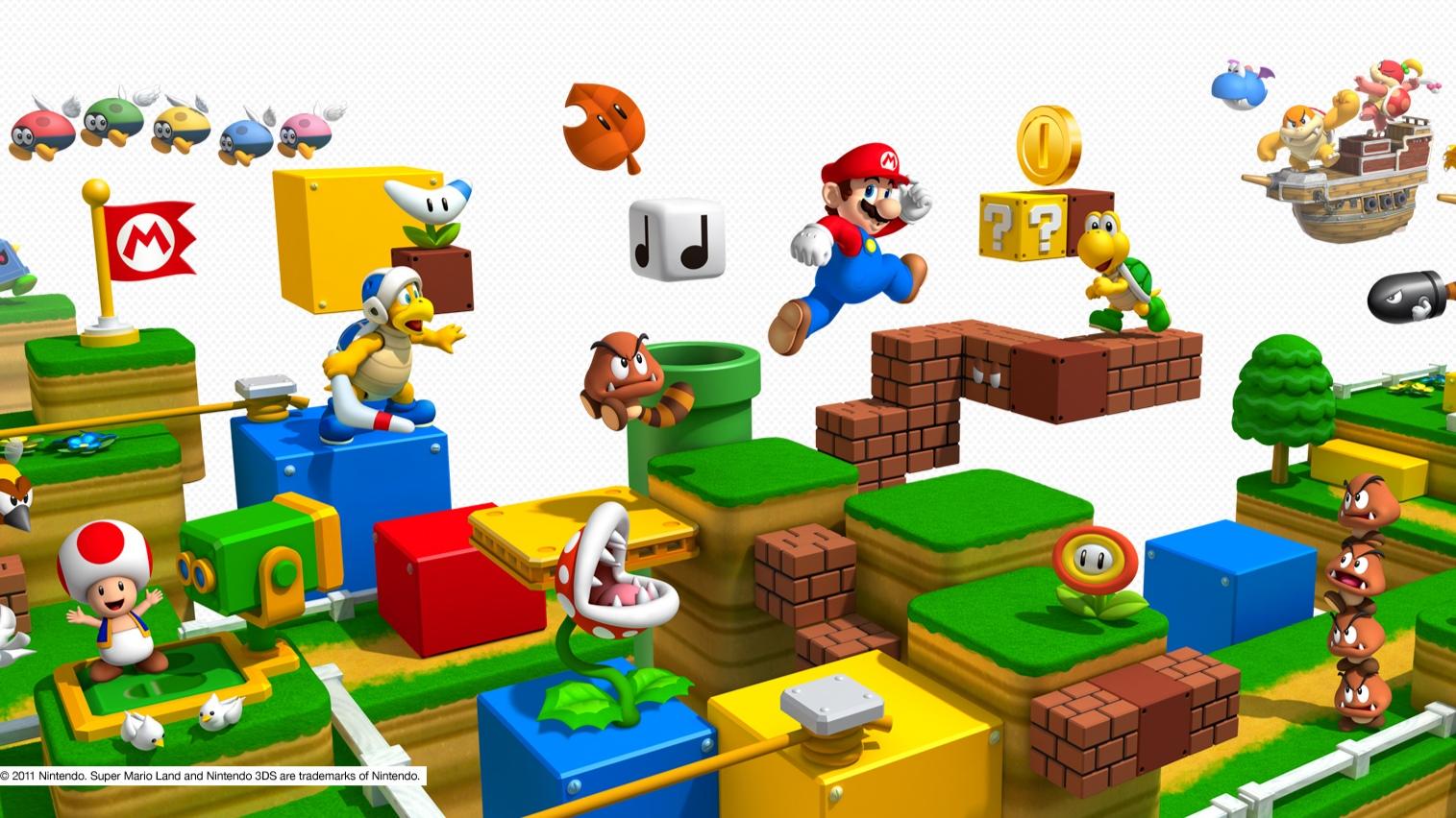 Dočkáme se Super Mario 3D World pro Switch?