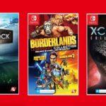 Na Switch vyšly tři 2K kolekce: Bioshock, Borderlands a XCOM 2