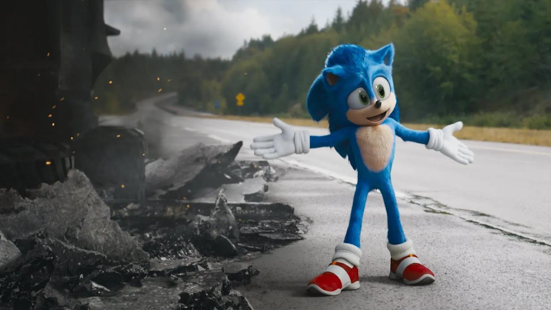Začali práce na pokračování filmového Sonica