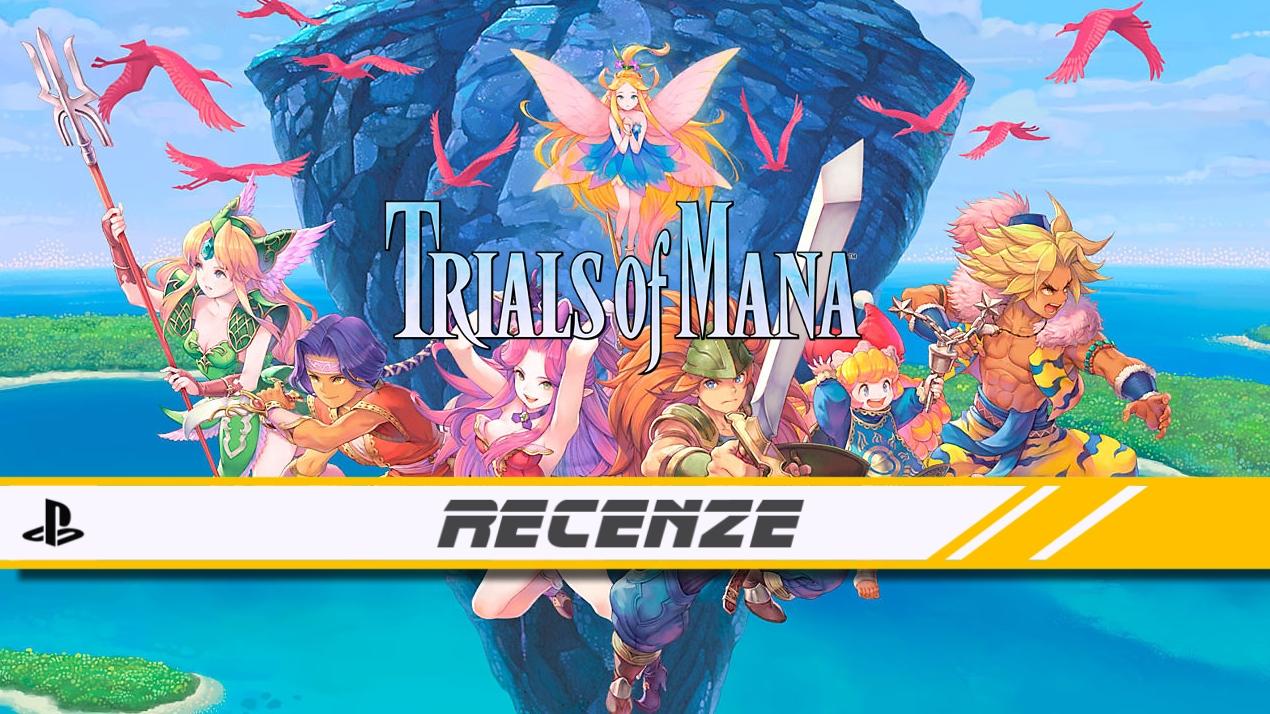 Trials of Mana – Recenze