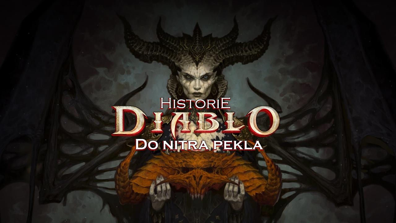 Do nitra pekla – Historie série Diablo