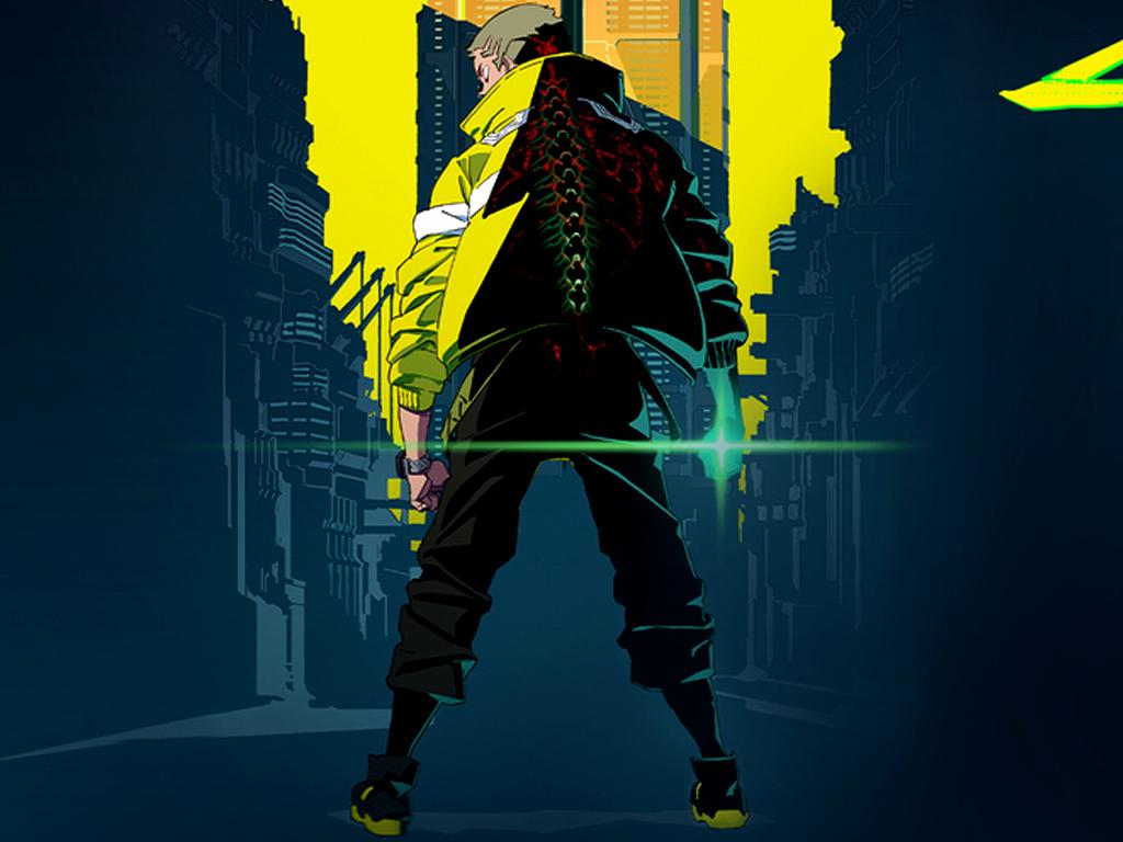Oznámen nový seriál Cyberpunk 2077 Edgerunners