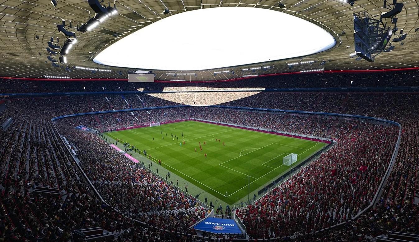 eFootball PES 2021 pouze jako aktualizace pro eFootball PES 2020