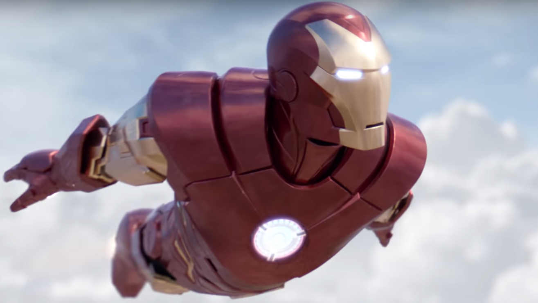 Marvel's Iron-Man VR dostal launch trailer