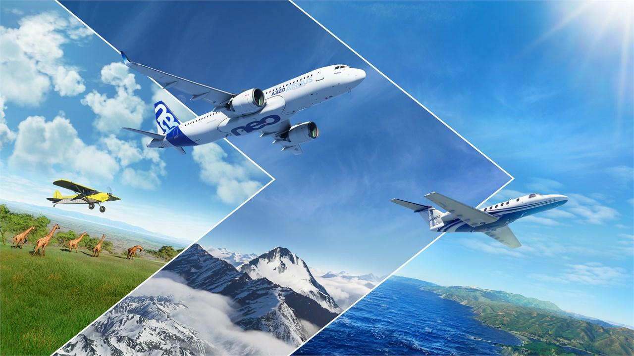 COMGAD u nás vydá krabicové verze Microsoft Flight Simulator