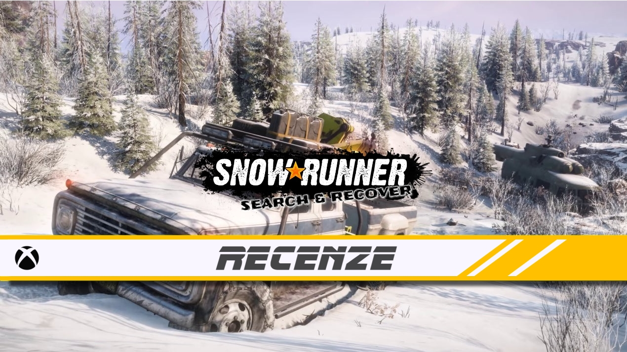 SnowRunner: Search & Recover – Recenze