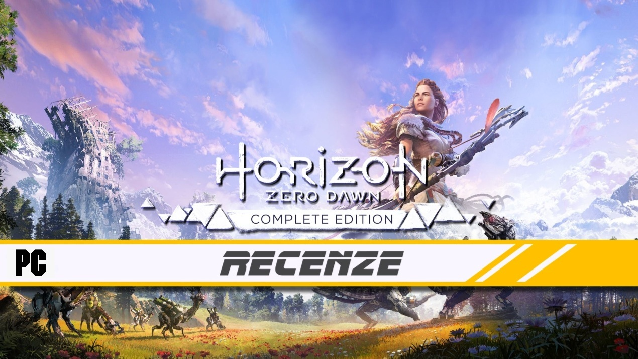 Horizon Zero Dawn: Complete Edition – Recenze
