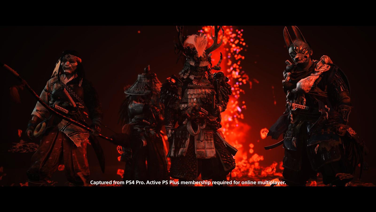 Ghost of Tsushima dostane multiplayerové rozšíření Legends