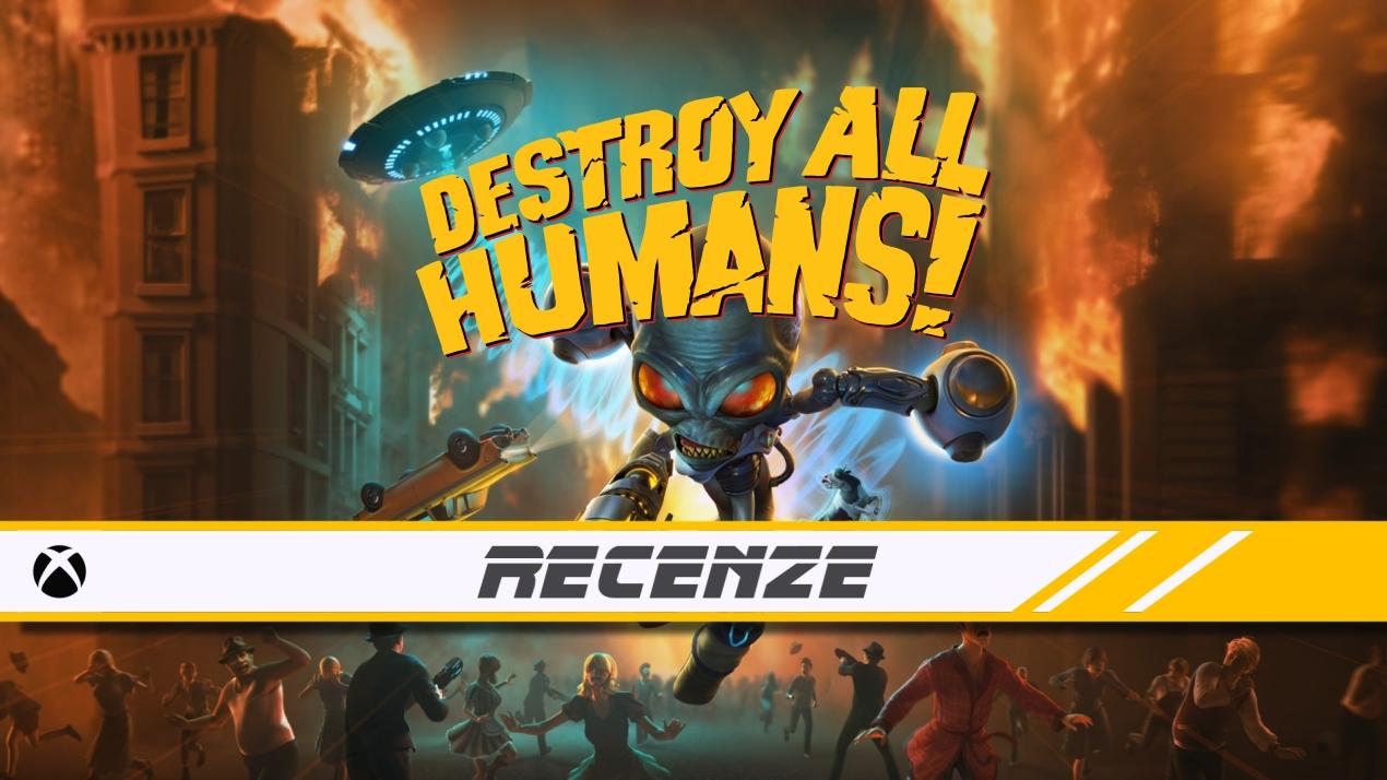 Destroy All Humans! – Recenze