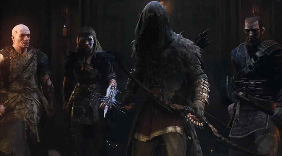 Oznámena multiplayerová akce Hood: Outlaws & Legends