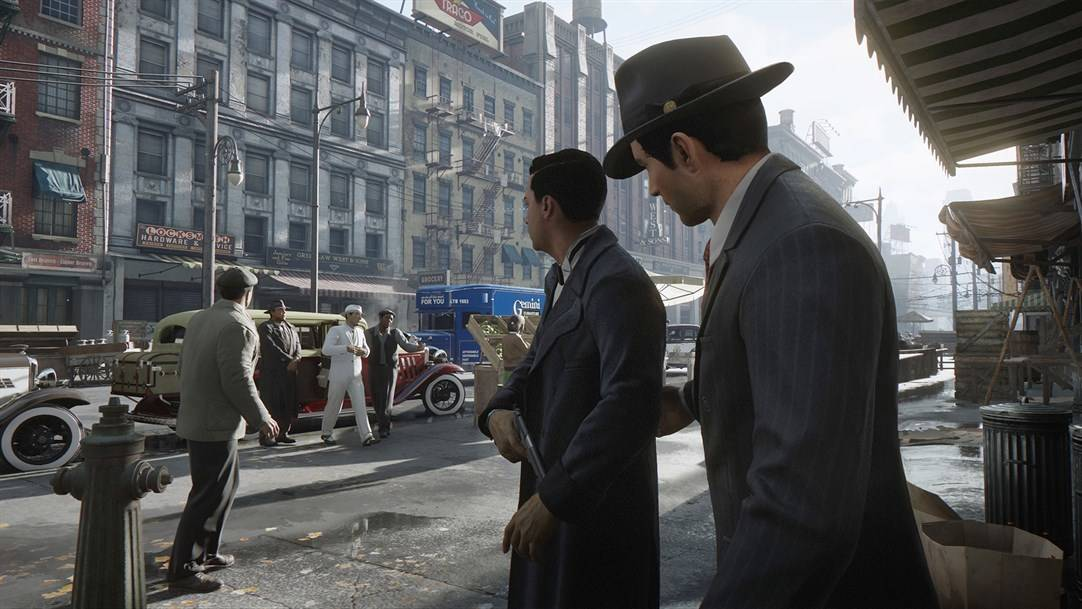 Mafia: Definitive Edition se ukazuje v 17ti minutách záběrů z hraní
