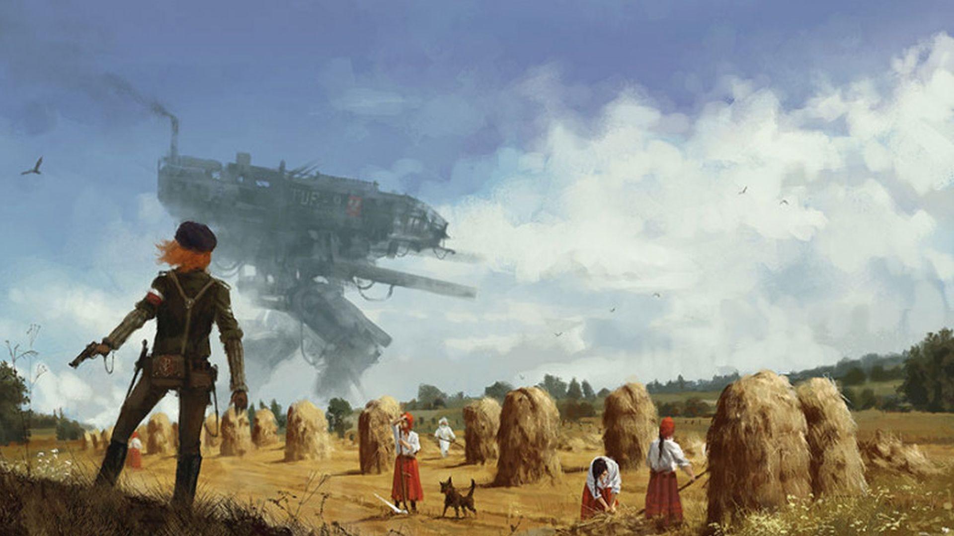 Iron Harvest dostává nový trailer a představuje pre-order bonusy a Sběratelku
